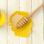honey for soothing
